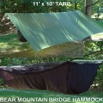 Bear Mountain Bridge Hammock + tarp Combo