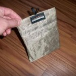 Wood Stove Pouch