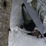 Zpacks Zero backpack in the Mt. Hood Wilderness