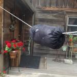 2-sided mesh-sack