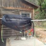 mesh stuff sack