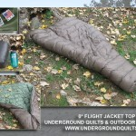 zero degree backpacking top quilt