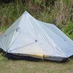 Hexamid Twin Tent cuben fiber zpacks