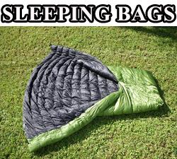 camping hiking backpacking sleeping bags