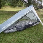 Soloplex Zpacks cuben fiber tents