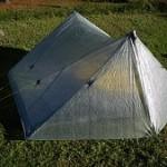 triplex tent cuben fiber