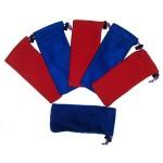 Fleece Sunglass pouch